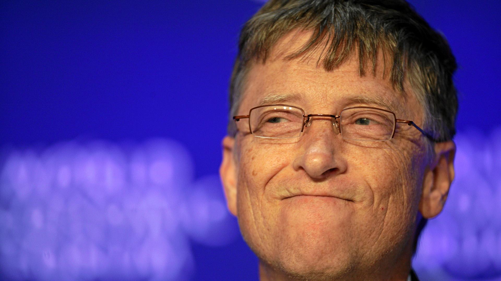 Bill Gates File Photo