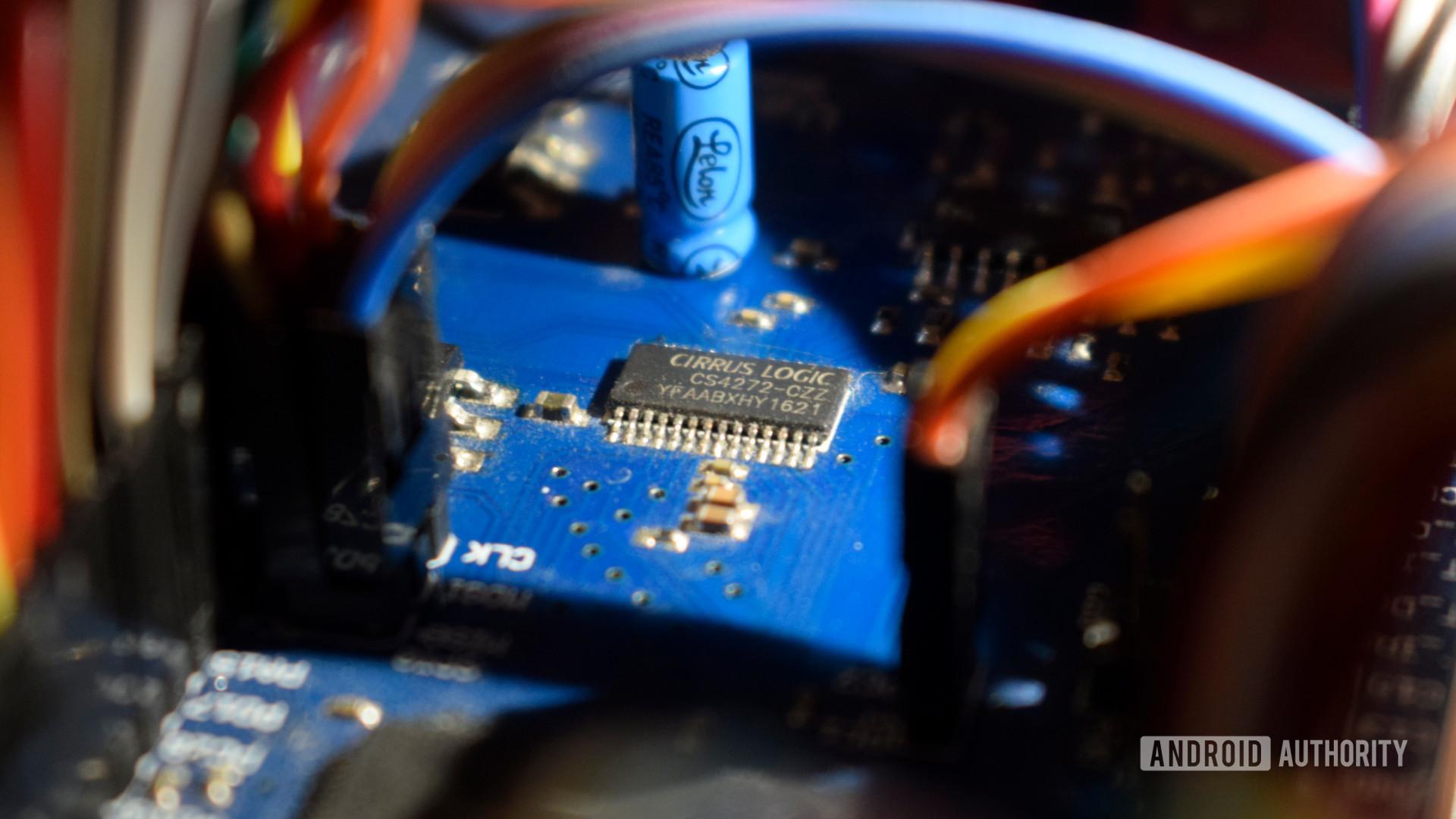 Cirrus Logic Codec Chip