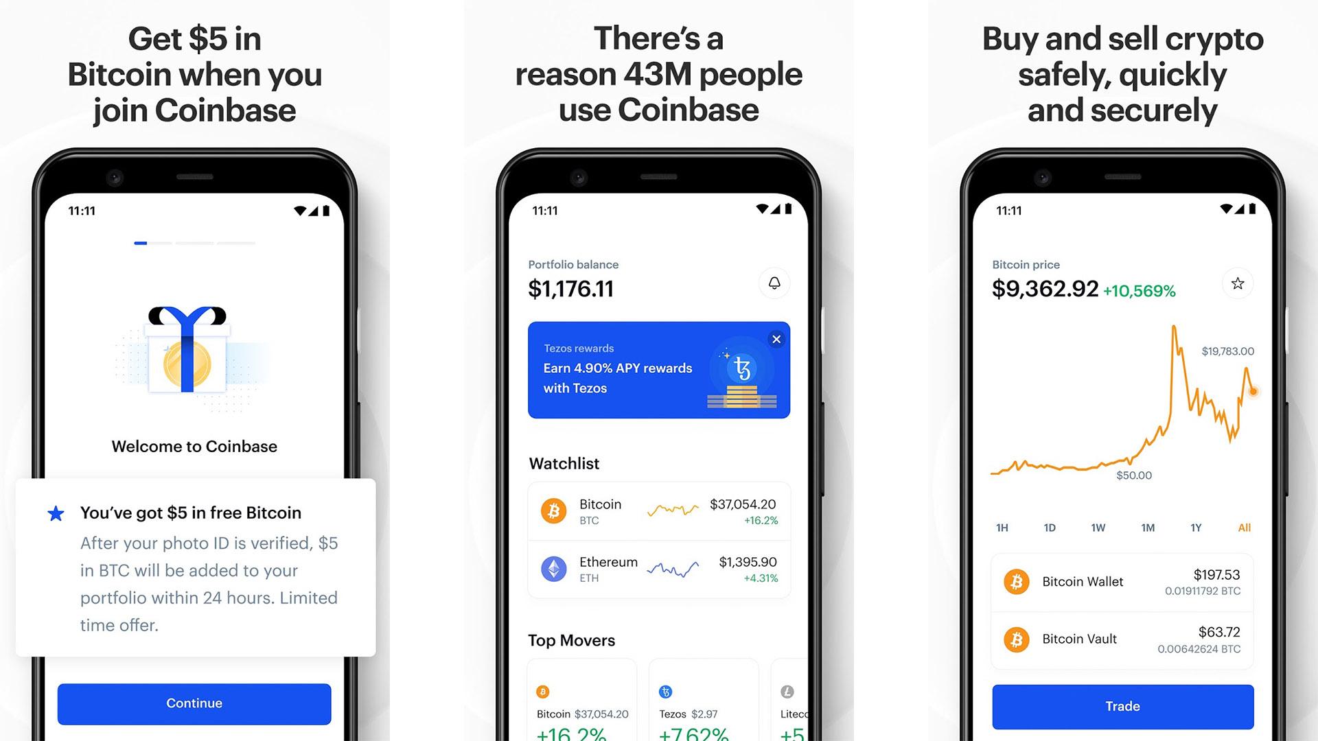 android android dei mercati btc