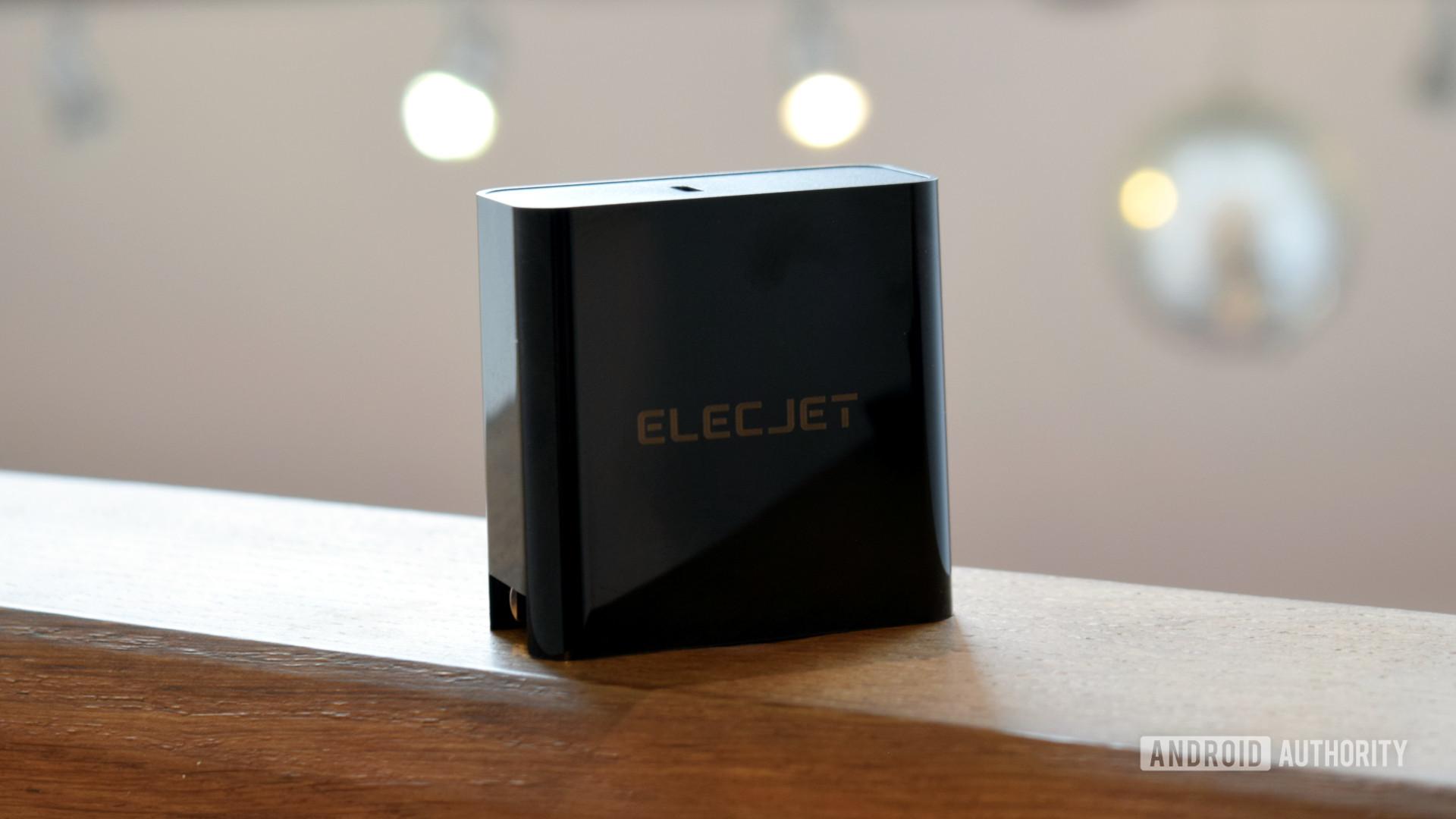 Elecjet 45W USB C Super Fast Charger front