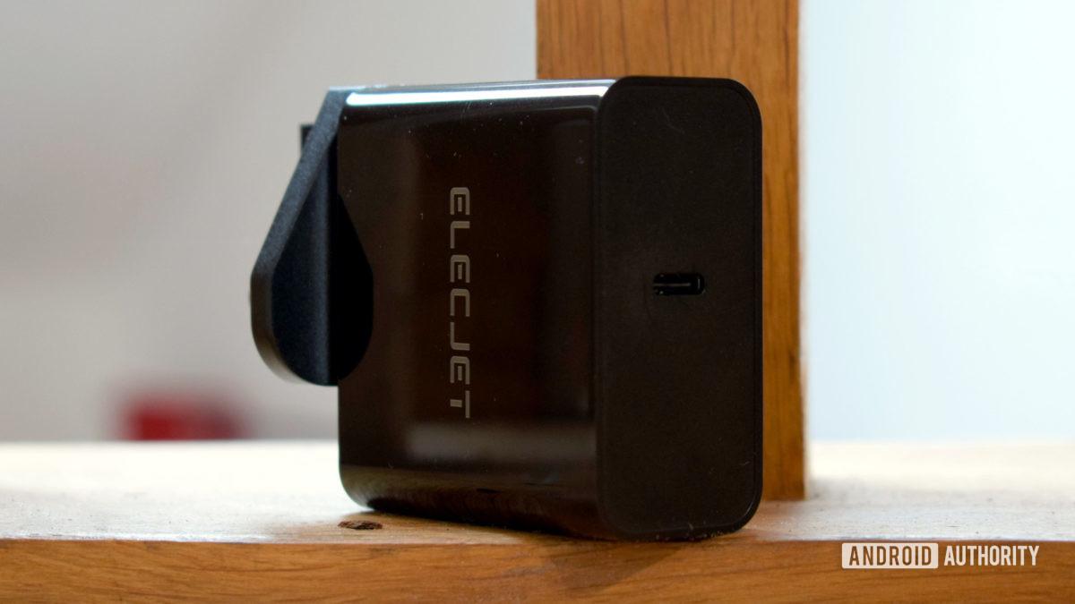 Elecjet 45W USB C Super Fast Charger port