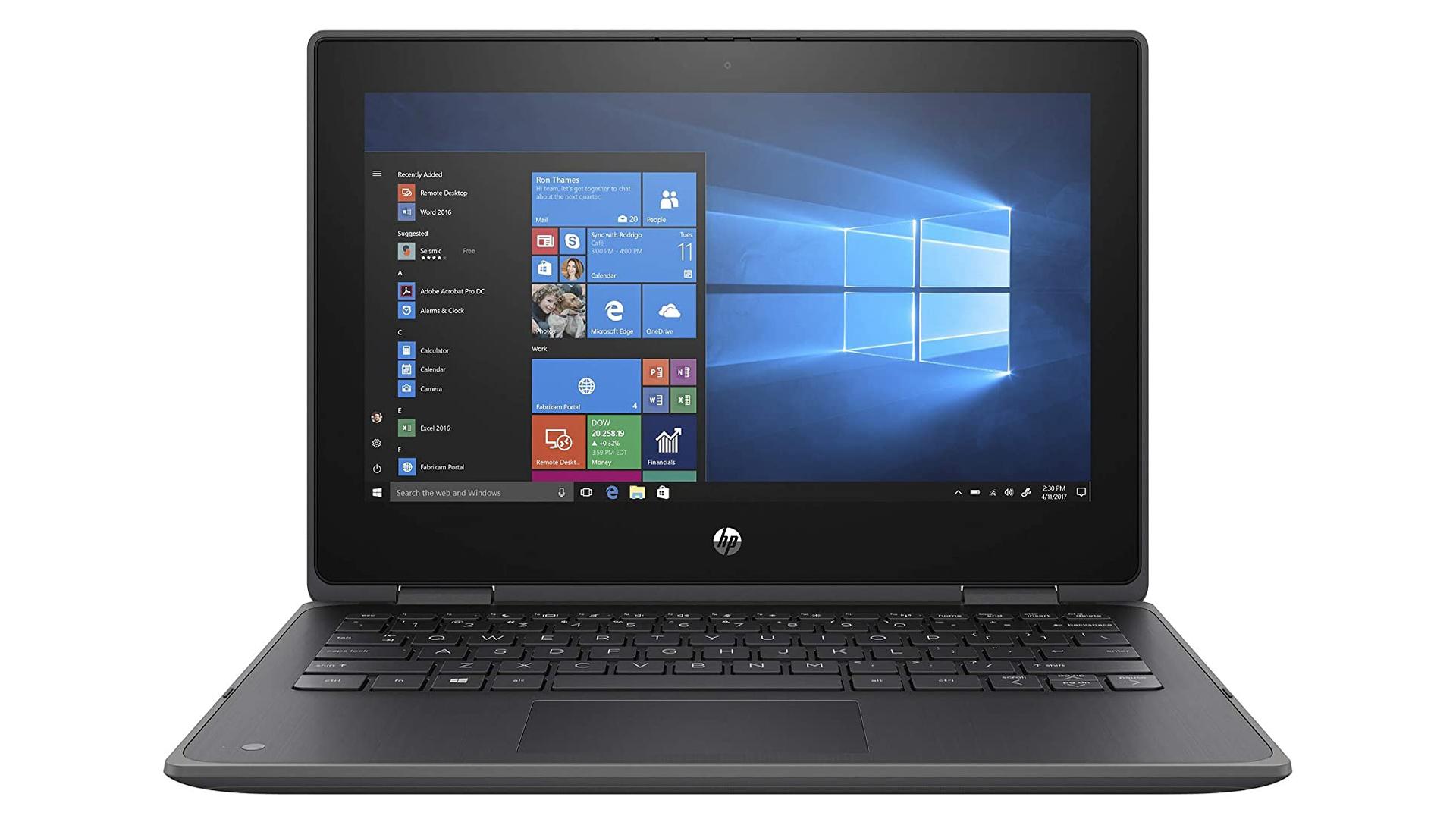 HP ProBook x360 11 G6 - The best mini laptops