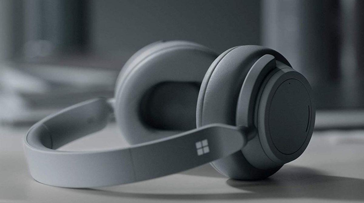 Microsoft Surface Headphones Amazon Promo Image