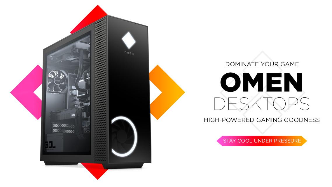 OMEN Desktop