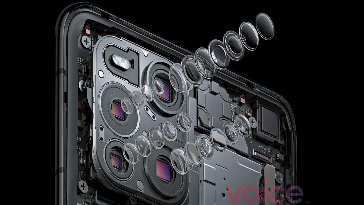Oppo Find X3 Pro Camera System Leak Evan Blass