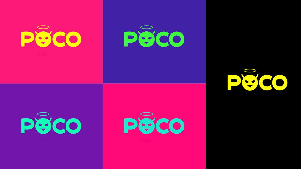 Poco new logo official