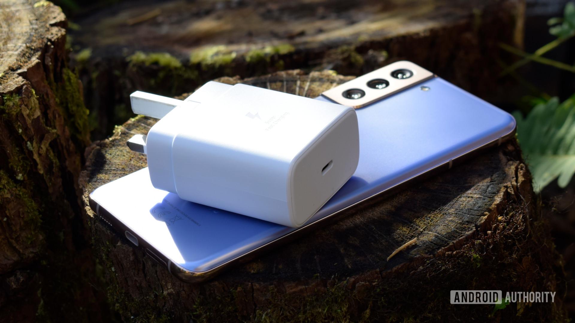 Samsung 45W Travel Adapter