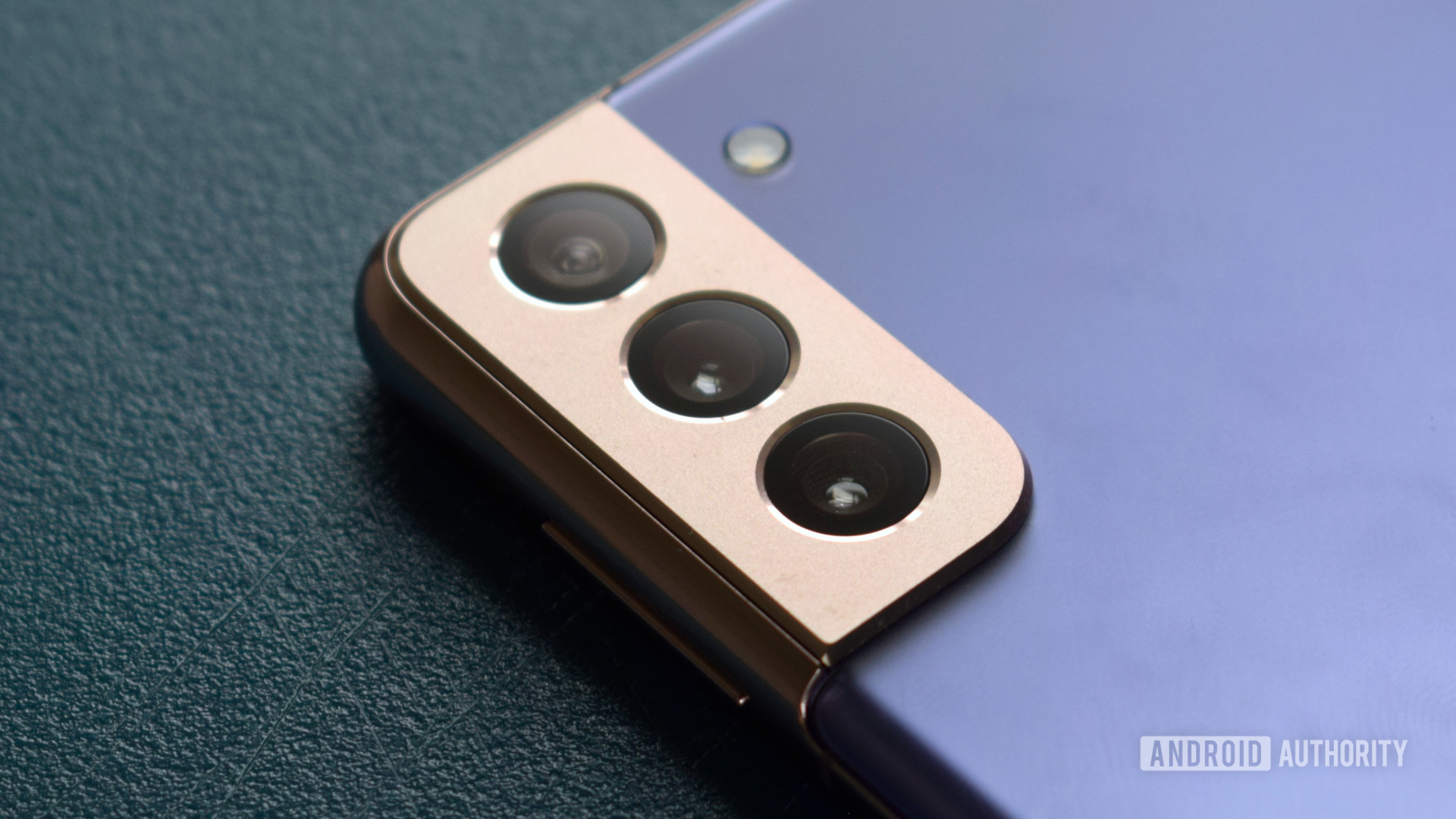 Samsung Galaxy S21 Plus camera
