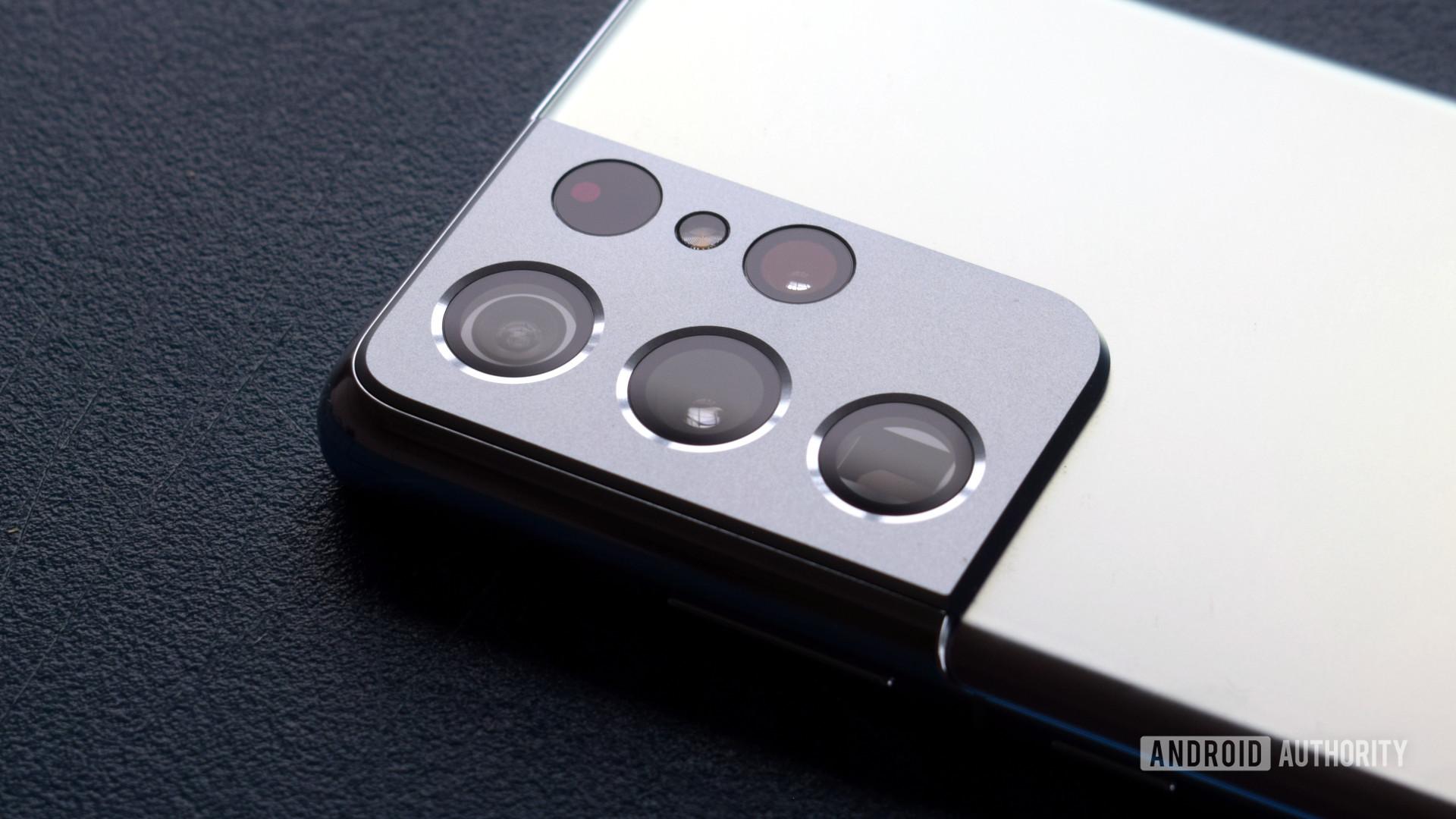 Samsung Galaxy S21 Ultra camera 2