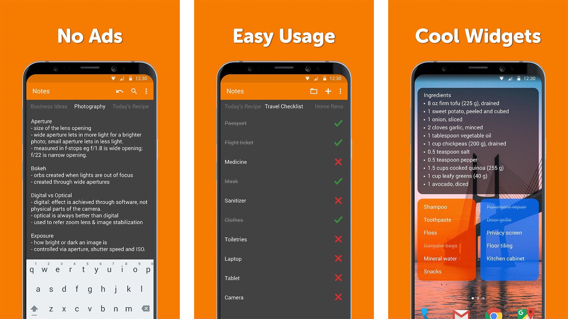 Simple notes Pro screenshot 2021