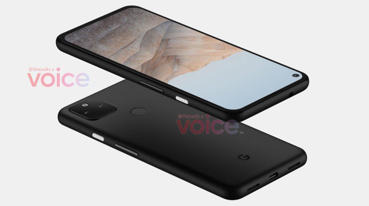 google pixel 5a leak 1