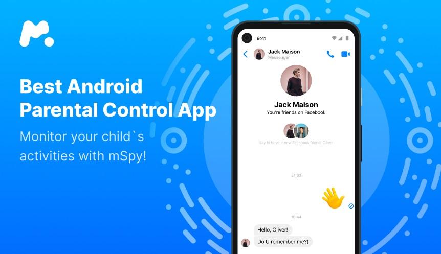 control parental mspy