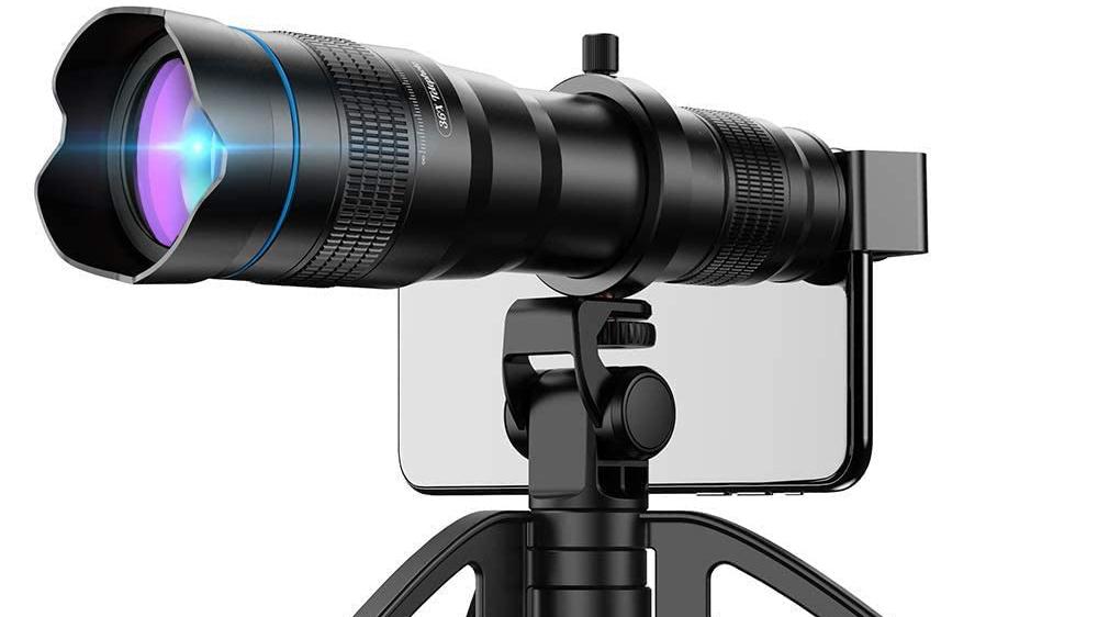 Apexel Telephoto Lens