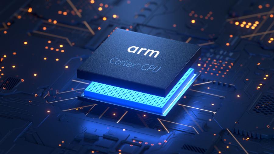 Arm Cortex CPU
