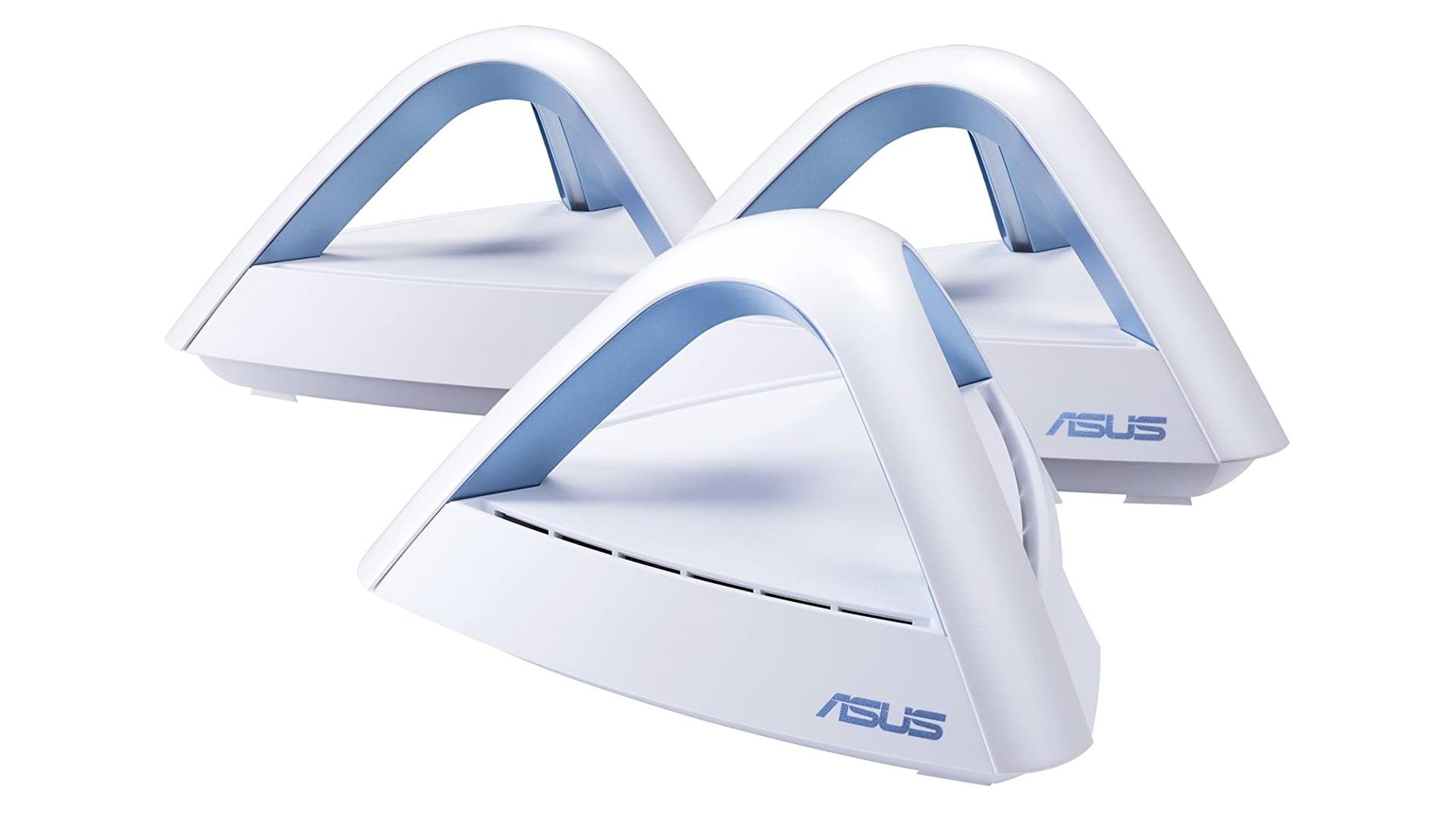 Asus Lyra Trio mesh routers