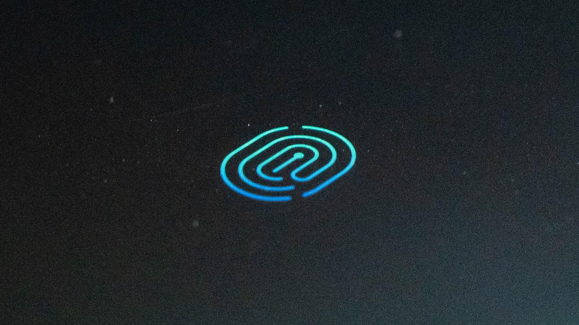 Asus ROG Phone 5 product shot of the in display fingerprint scanner
