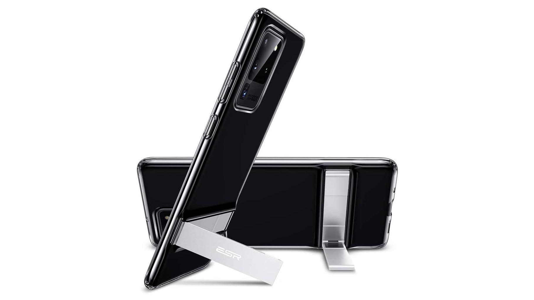 ESR Metal Kickstand case for Samsung Galaxy S20 Ultra