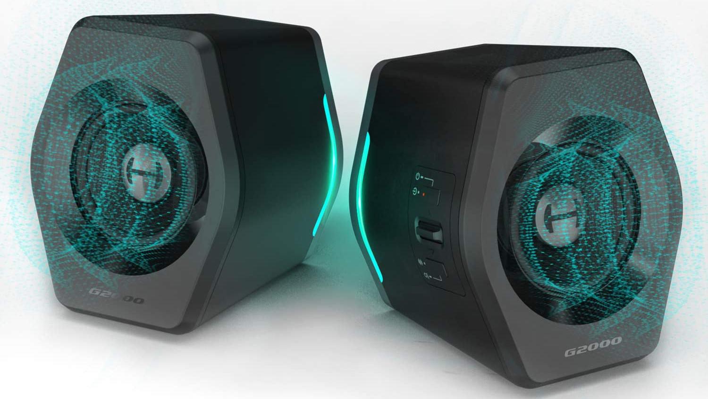 Edifier G2000 gaming speakers
