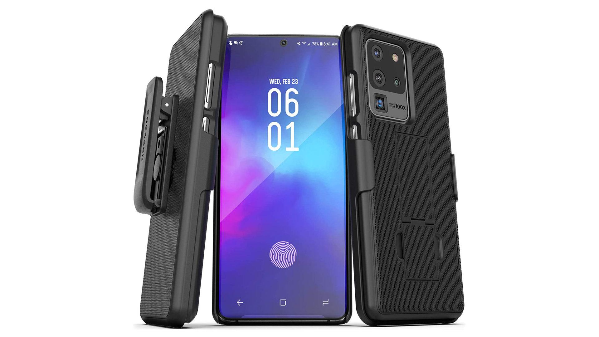 Encased Belt Clip Case for Samsung Galaxy S20 Ultra