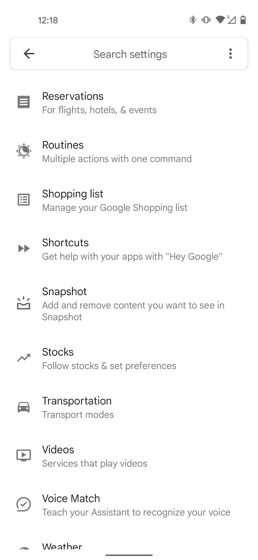 Google Assistant Ready Routines 3