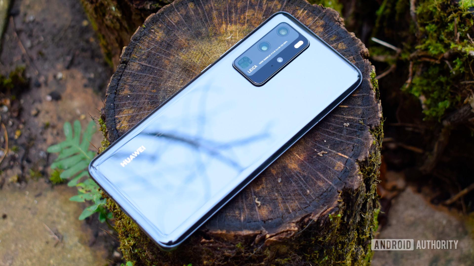 Huawei P40 Pro review 2021 outdoor