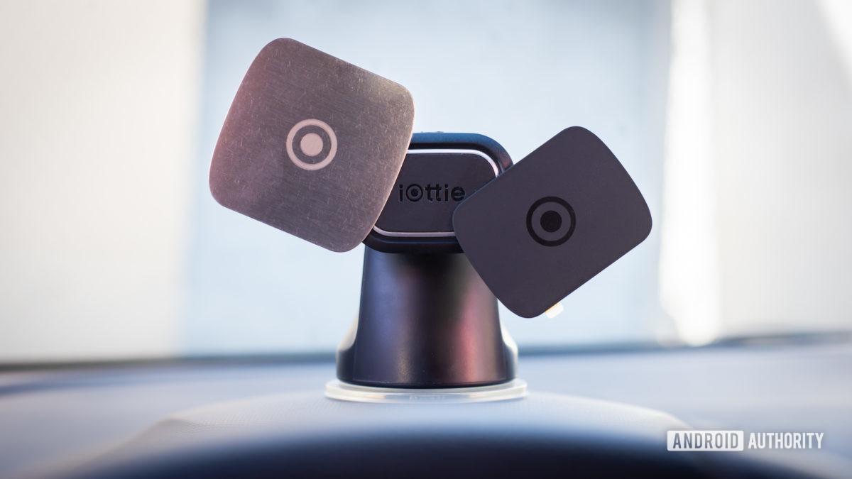 Revisión 2 del soporte para automóvil Iottie iTap Magnetic 2