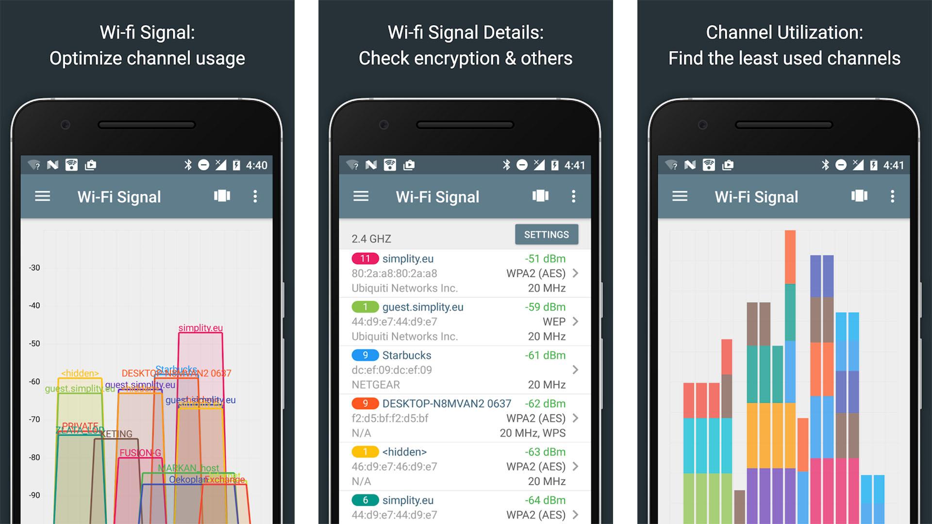 Network Analyzer Pro screenshot