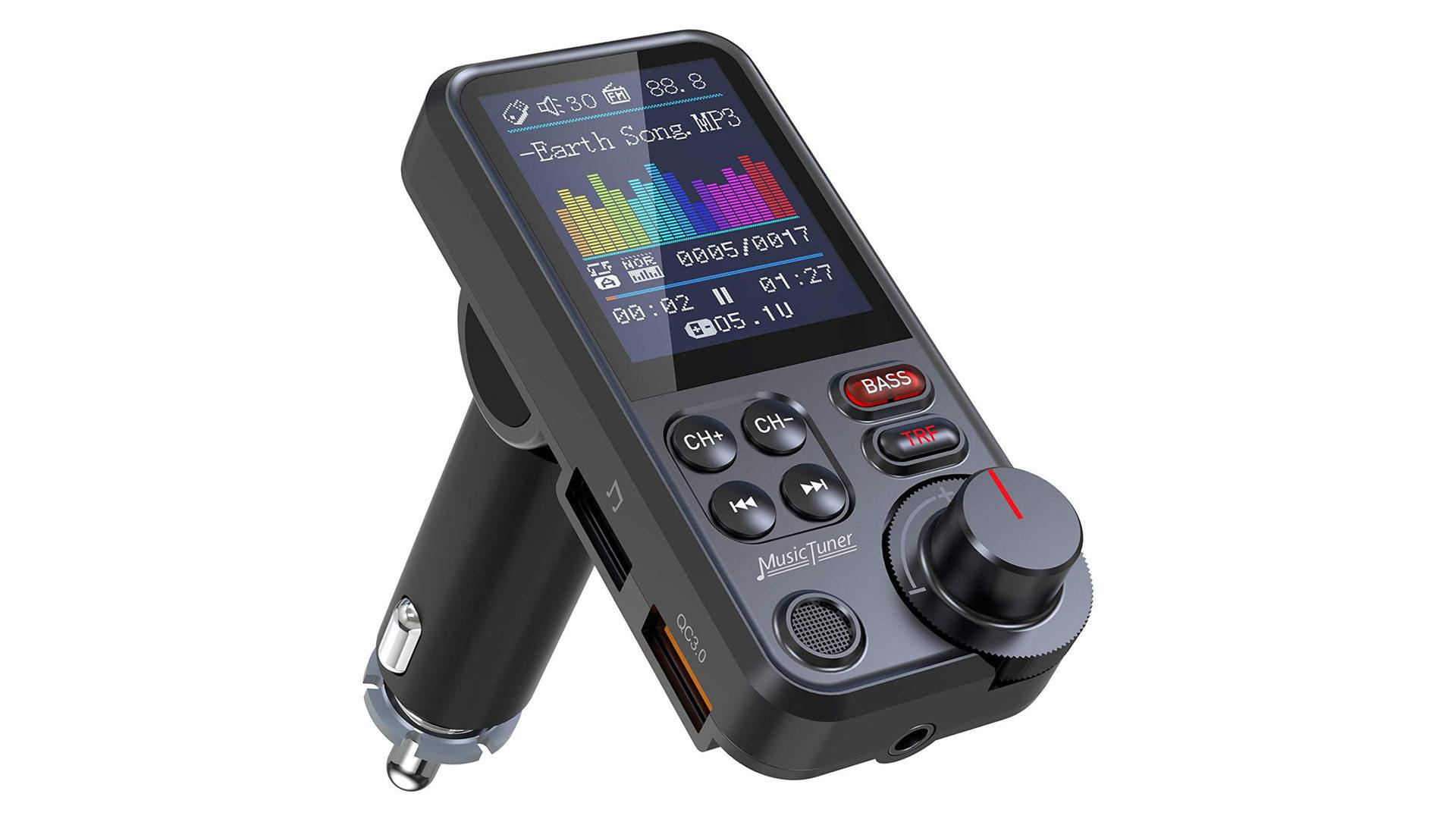 Nulaxy KM30 FM transmitter
