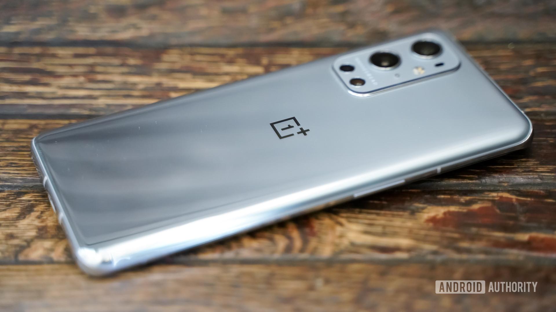 OnePlus 9 Pro rear layingdown