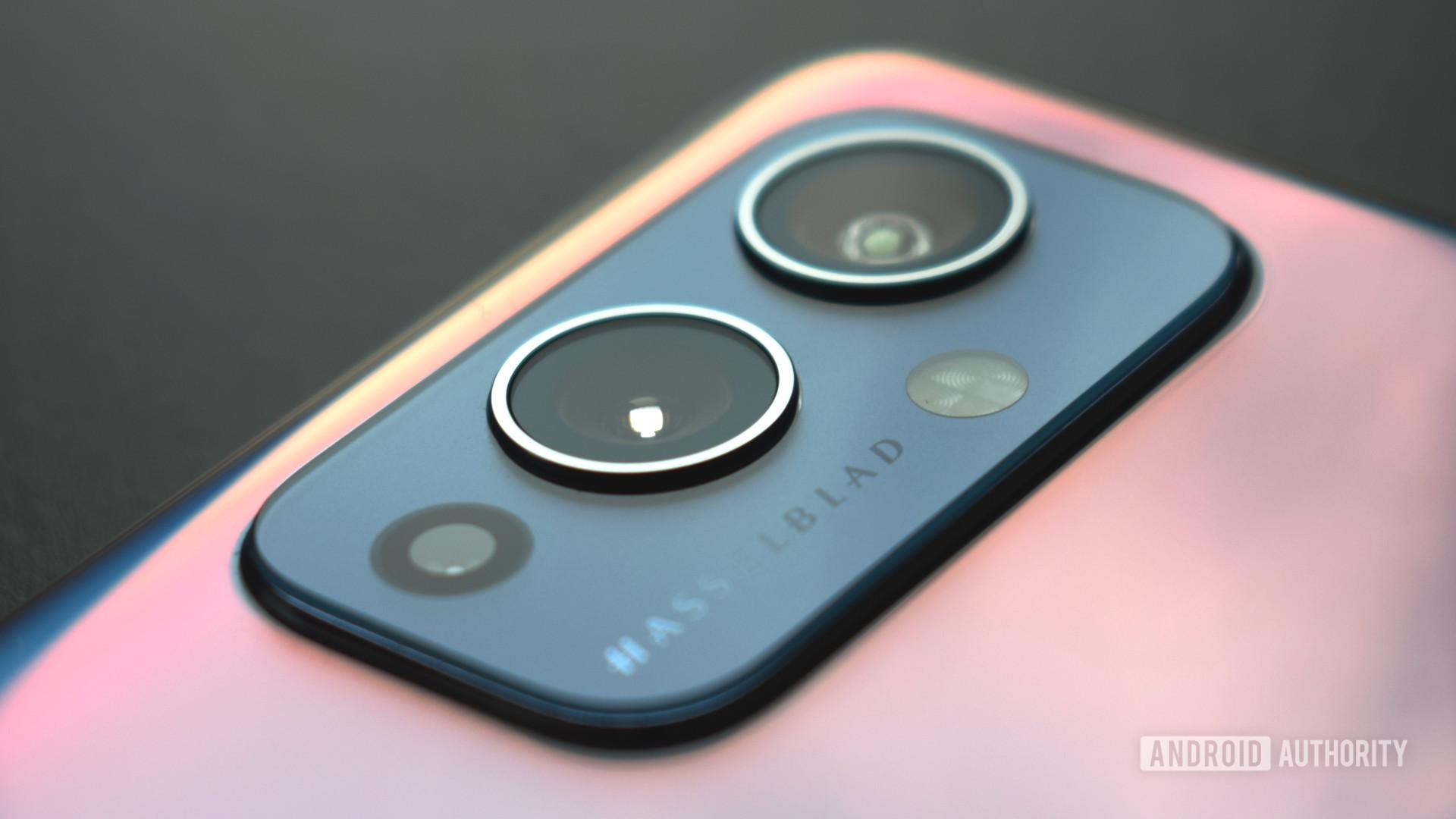 OnePlus 9 review cameras
