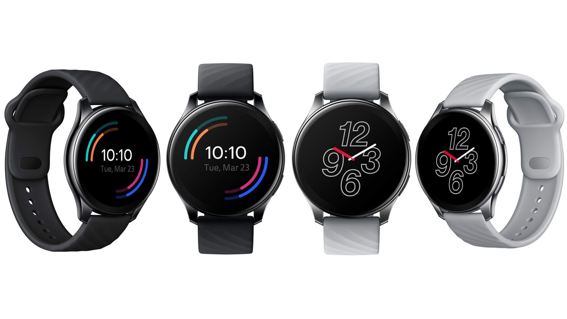 OnePlus Watch Renders