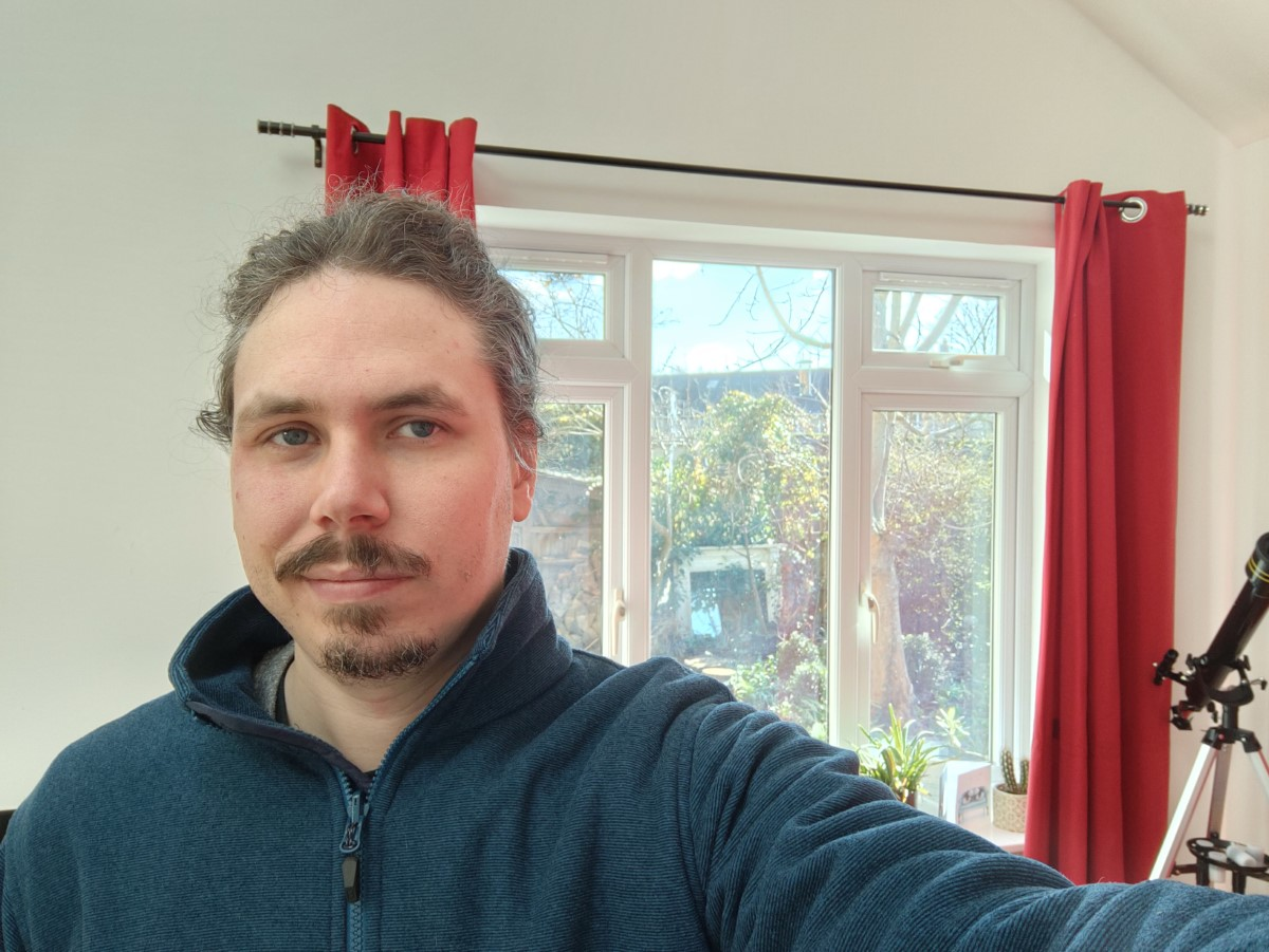 Oppo Find X3 Pro Camera Selife 2 HDR
