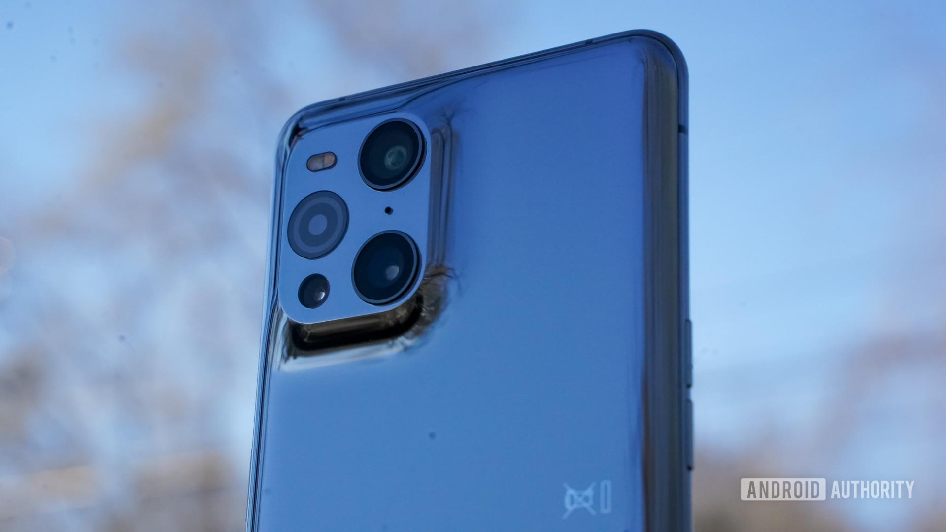 Oppo Find X3 Pro camera profile