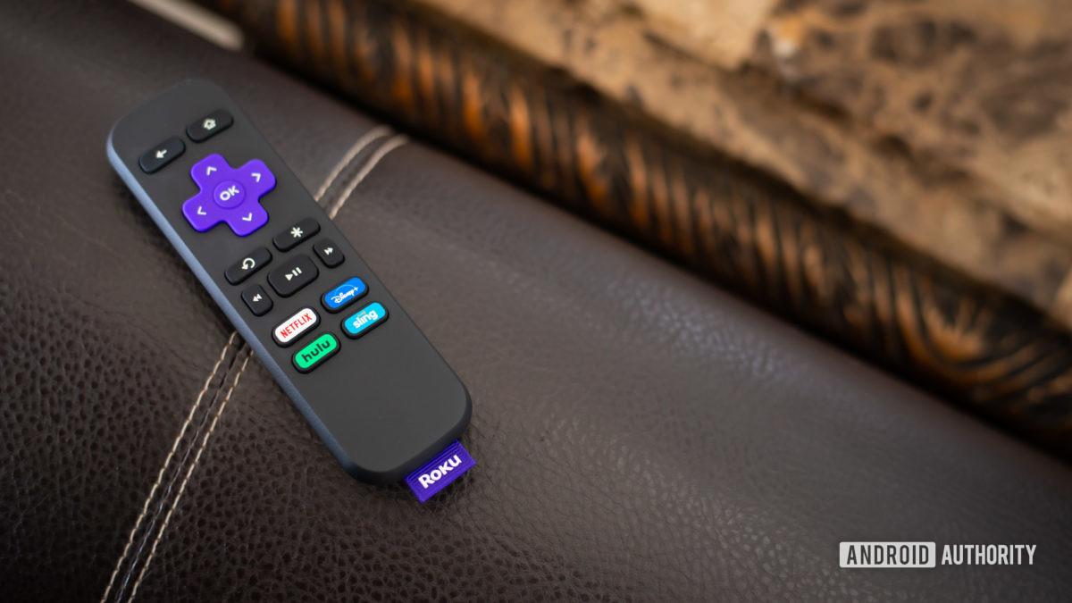 Roku Express remote controller