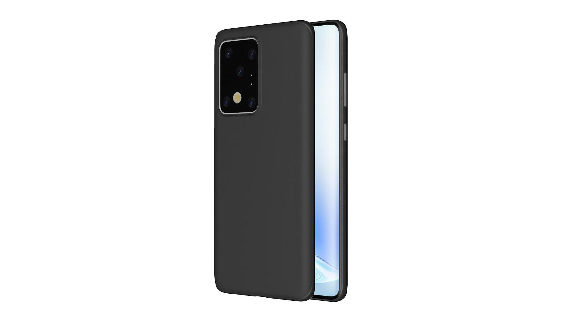 Samsung Galaxy S20 Ultra PHNX MNML Case