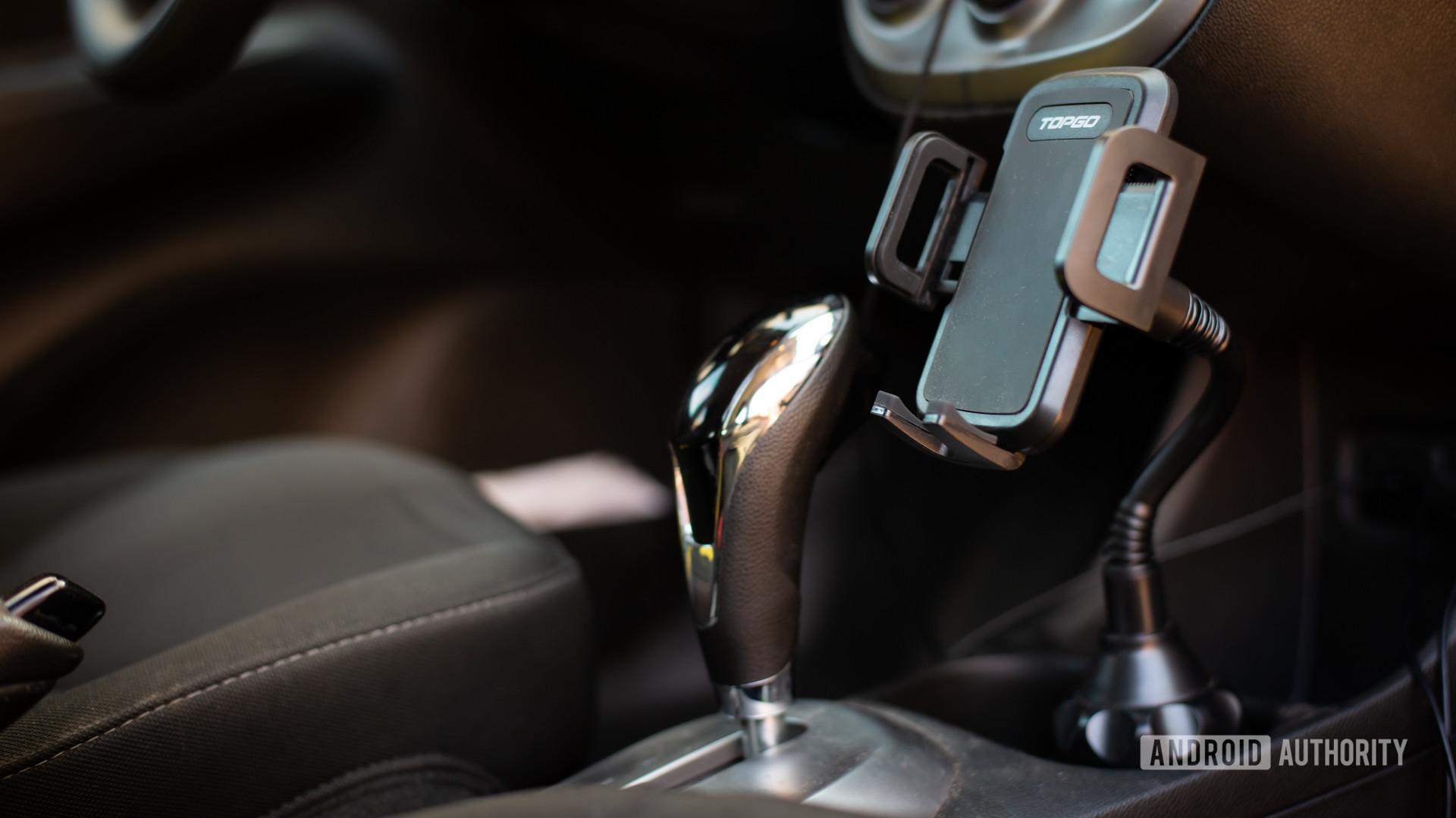 TopGo Cup Holder car phone holder