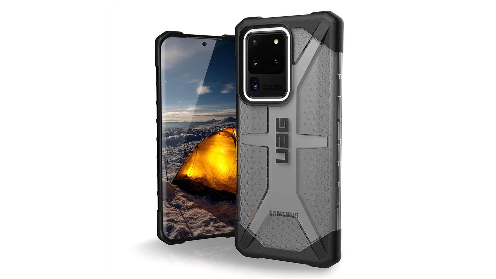 UAG case for Samsung Galaxy S20 Ultra