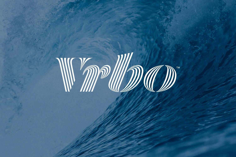 Vrbo logo wave