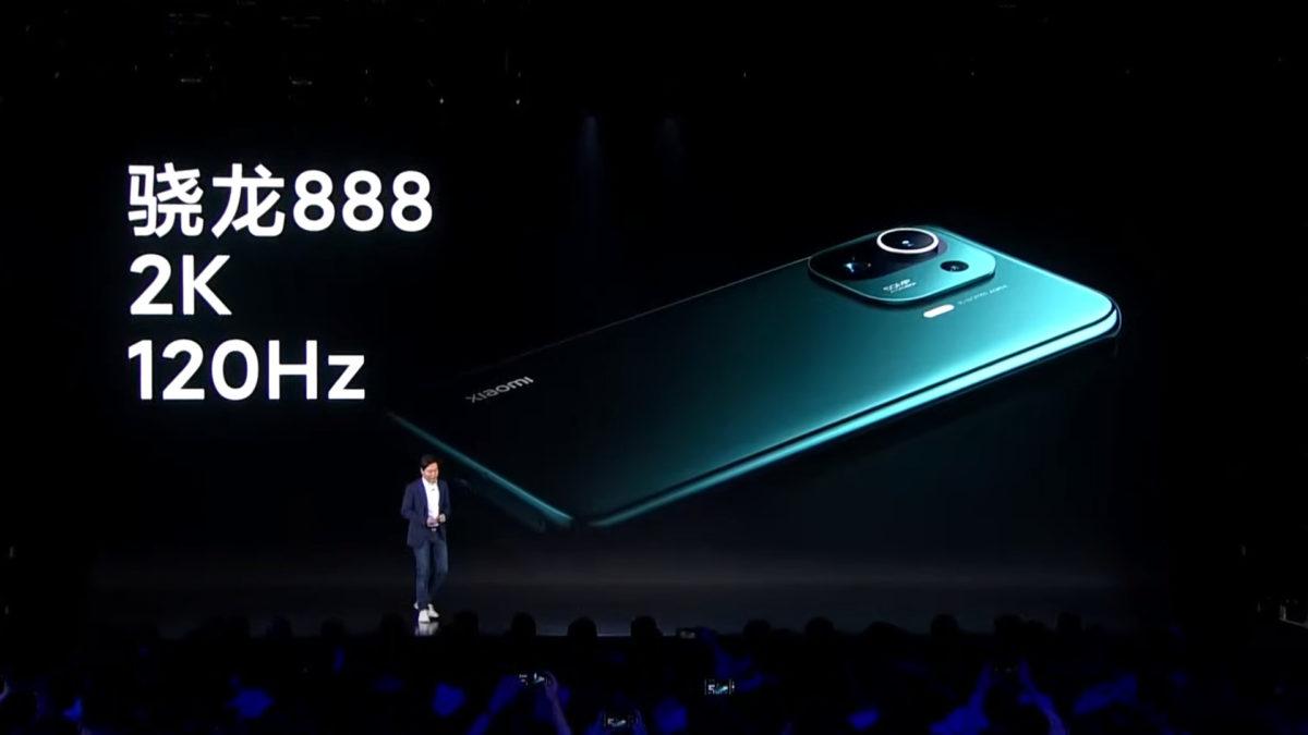 Xiaomi Mi 11 Pro official
