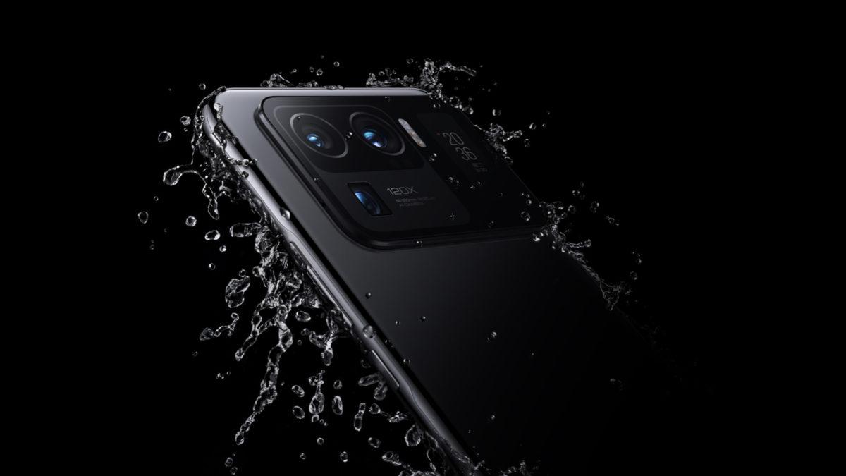 Xiaomi Mi 11 Ultra sıçrama