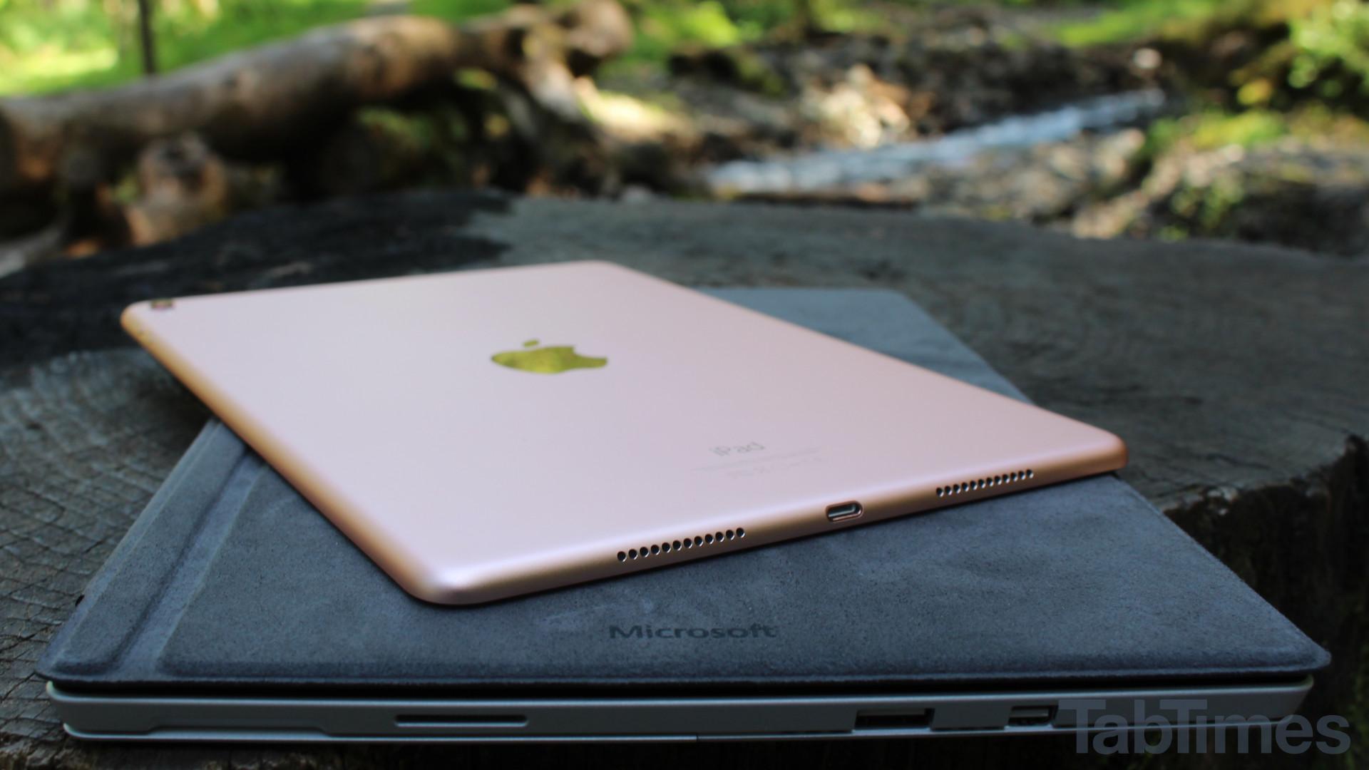 iPad Pro 9 7 vs Surface Pro 4 10