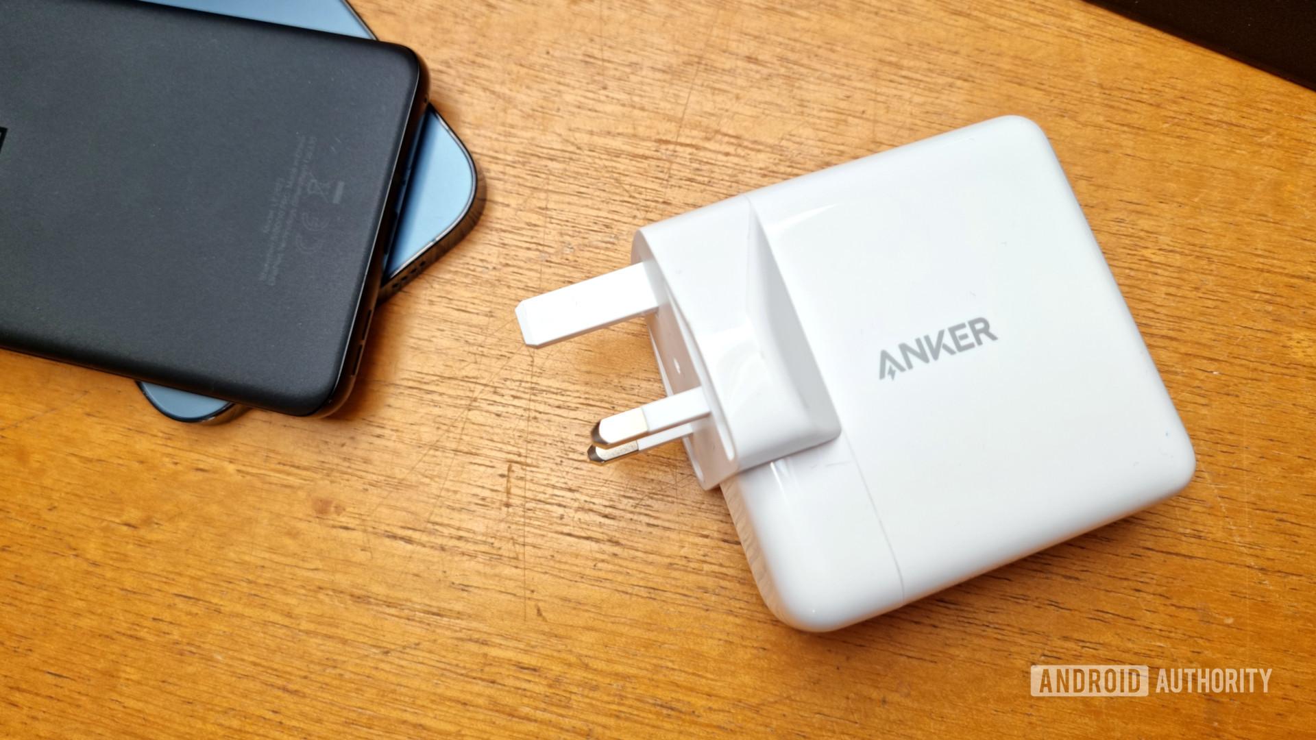 Anker PowerPort Atom PD 2 plug