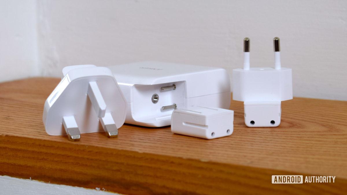 Adaptateurs Anker PowerPort III 3 ports 65 W