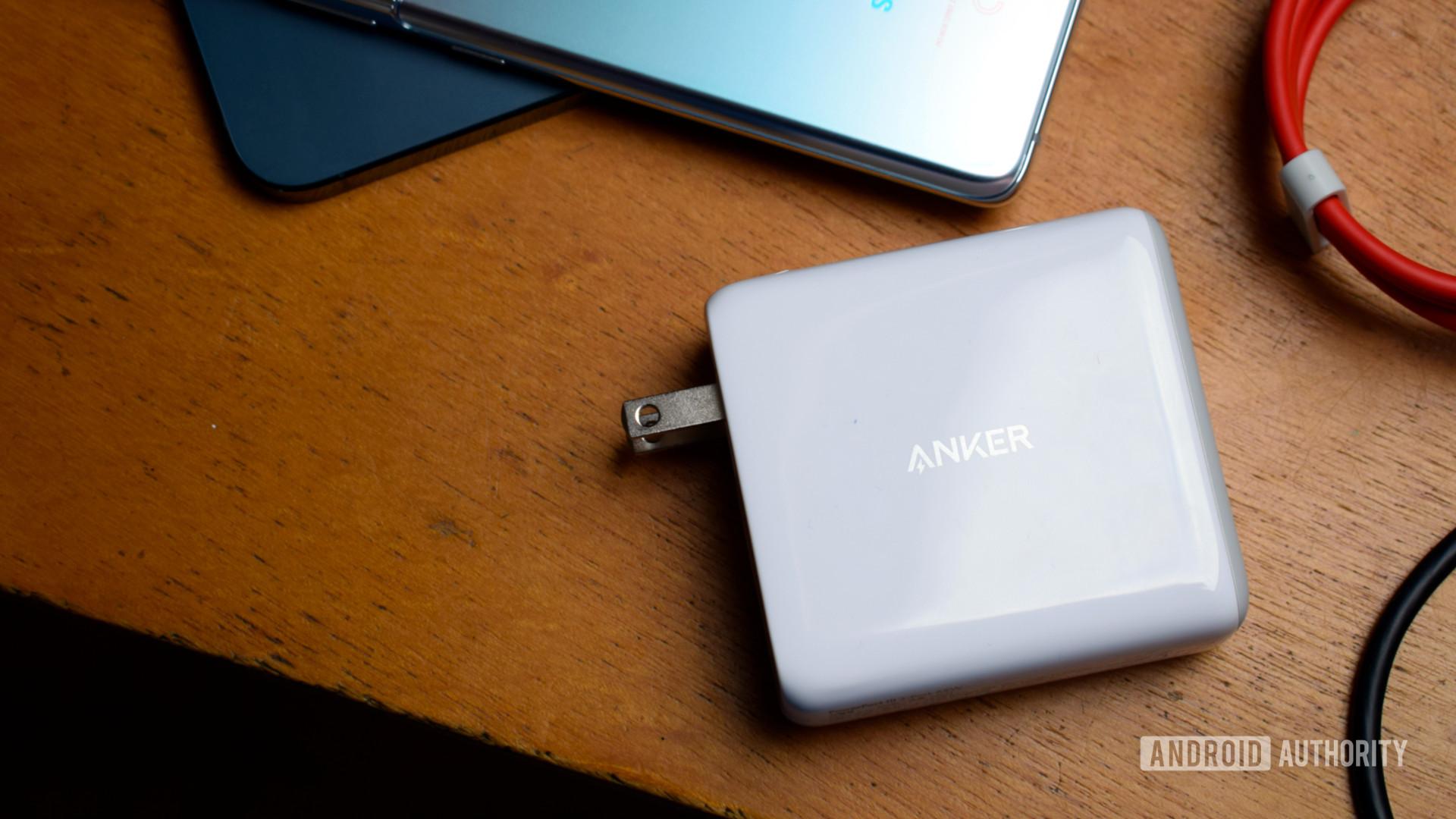 Anker PowerPort III 3 port 65W hero