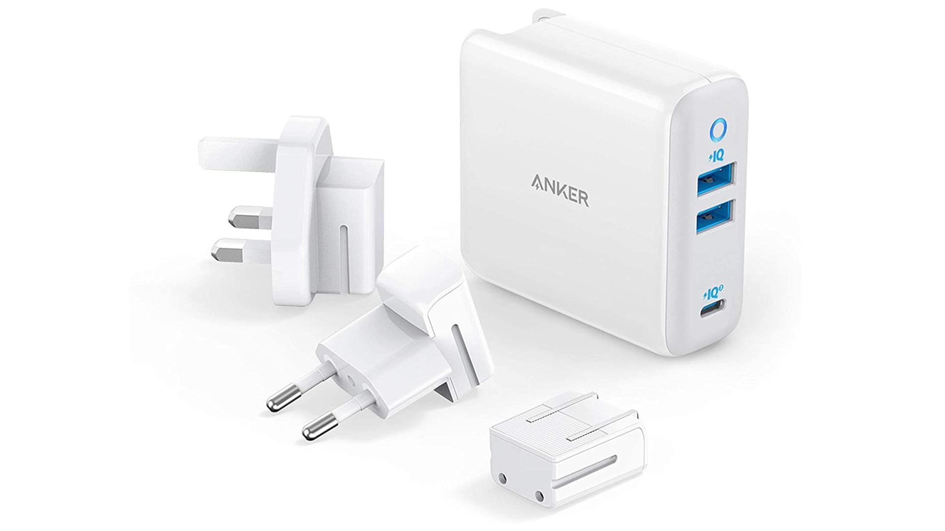 Anker PowerPort III 3 port 65W
