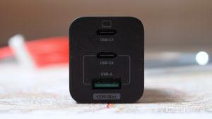 Elecjet X21 Pro review USB ports