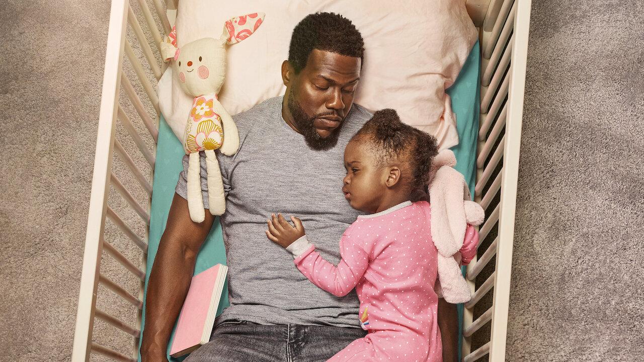 Fatherhood movie on Netflix