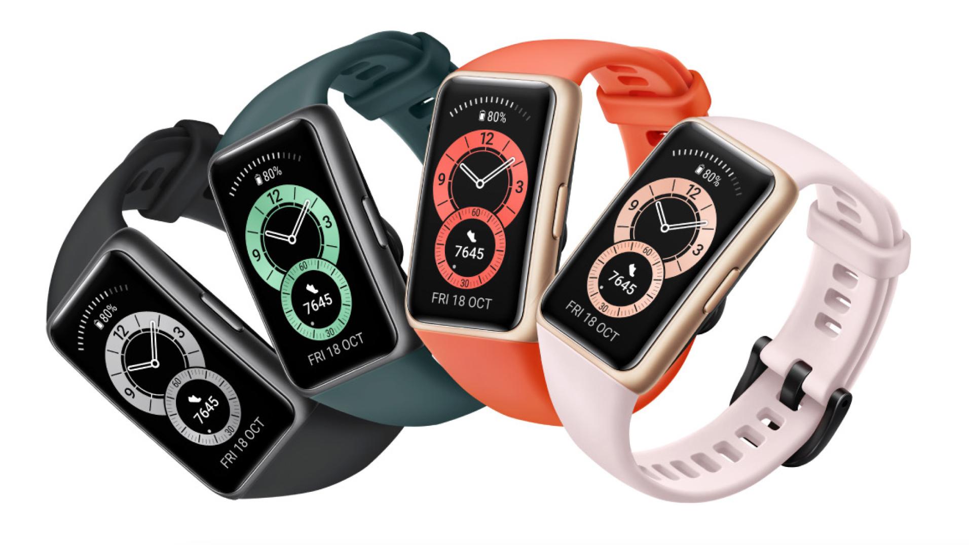 Huawei Band 6 fitness tracker 1