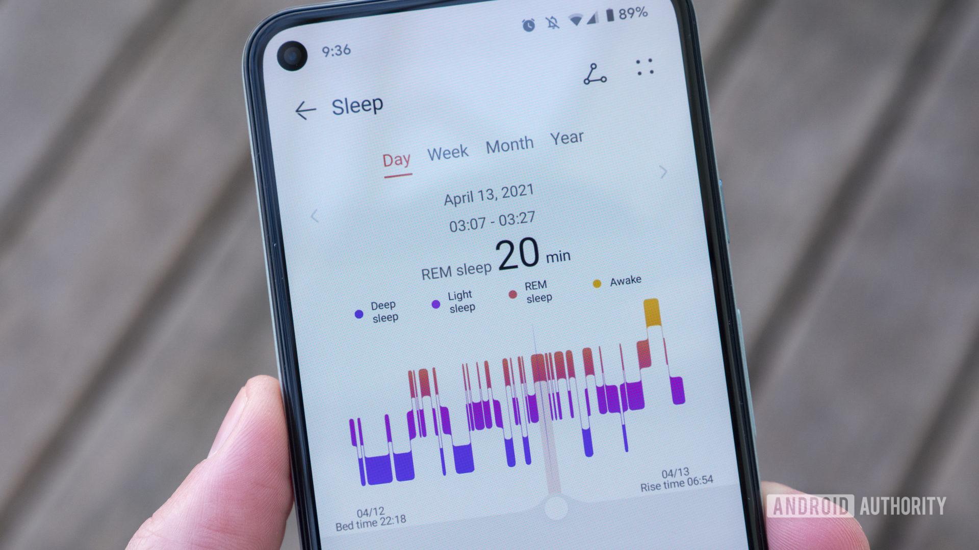 Huawei Band 6 review huawei health app sleep data