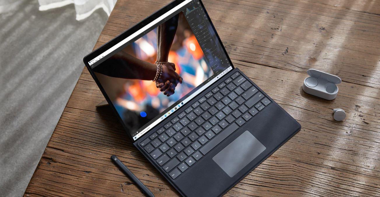 Microsoft Surface Pro X Promo Image